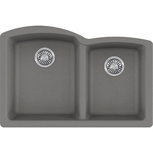 Ellipse | ELG160SHG | Granite Shadow Grey | Sinks