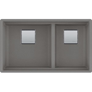 Peak Undermount | PKG160SG | Granite Shadow Grey | Sinks