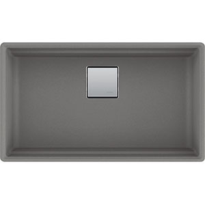 Peak Undermount | PKG11031SHG | Granite Shadow Grey | Sinks