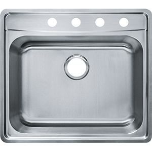 Evolution | EVSCG804-18 | Stainless Steel | Sinks