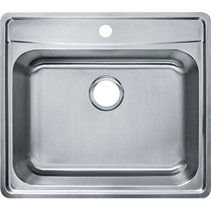 Evolution | EVSCG801-18 | Stainless Steel | Sinks