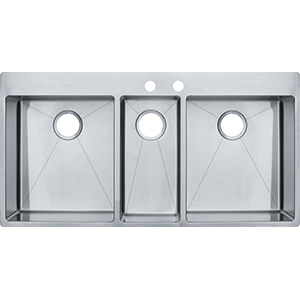 Vector | HFT4322-2 | Stainless Steel | Sinks