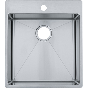 Vector | HTS2022-1KIT | Stainless Steel | Sinks