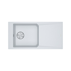 FX | FXG 611-100 | Fragranite Pure White | Sinks