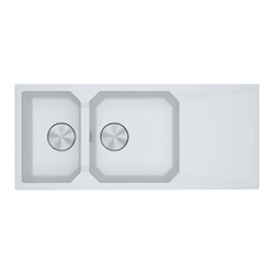 FX | FXG 621 | Fragranite Pure White | Sinks