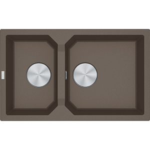 FX | FXG 620 | Fragranit + Taupe | Eviers