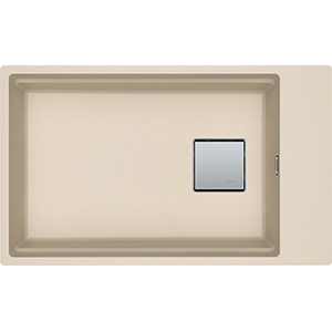 Kubus 2 | KNG 110-62 | Fragranite Oatmeal | Sinks