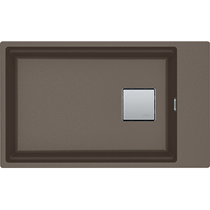 KUBUS 2.0 | KNG 110-62 | Fragranit + Taupe | Eviers