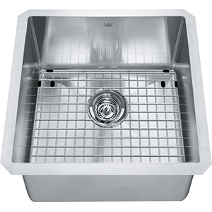 Kindred Collection | KCUS21A-8-10BG | Stainless Steel | Sinks