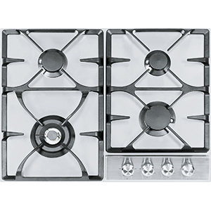 Gas Cooktop | FIG604S1L | Stainless Steel | Cooktops