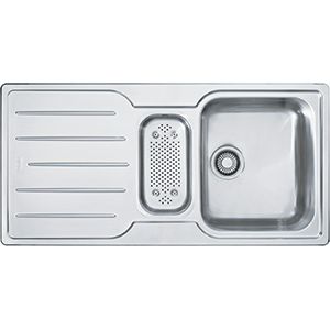 Ibis | SSX 651 | Stainless Steel | Sinks