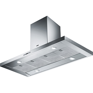 Format 45 | FDF 12274 I XS LED | Acier inoxydable | Hottes