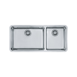 Kubus | KBX120-39 | Stainless Steel | Sinks
