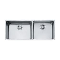 Kubus | KBX120-43 | Stainless Steel | Sinks