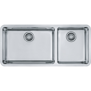 Kubus | KBX12039 | Stainless Steel | Sinks