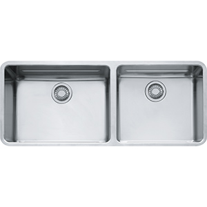 Kubus | KBX12043 | Stainless Steel | Sinks