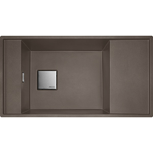 Fresno | FSG 211-86 | Fragranit + Taupe | Eviers