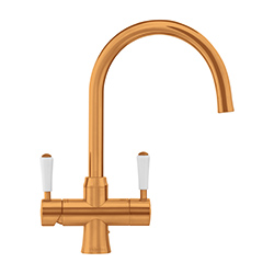 4-in-1 Tap | Omni Classic | Gold Finish | Instant boiling water taps
