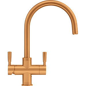 4-in-1 Tap | Omni | Gold Finish | Instant boiling water taps