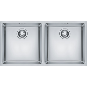 Maris | MRX 120-40-40 | Stainless Steel | Sinks