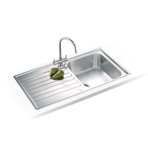Ascona | ASX 611-100 | Stainless Steel | Sinks