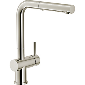 Active Plus | Auszugsbrause | Polished Nickel | Armaturen