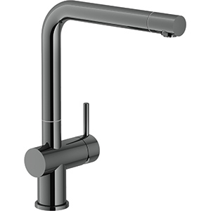 Active Plus | Swivel Spout | Smokey Mirror | Taps