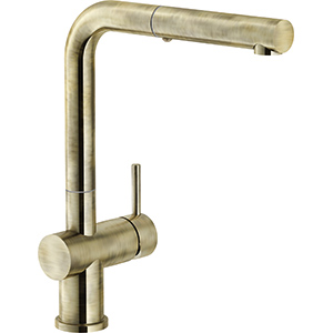 Active Plus | Pull Out Spray | Brass | Taps