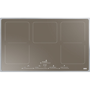 Frames by Franke | FHFS 865 1I 2FLEX ST CH | Stainless Steel-Glass Champagne | Cooking Hobs