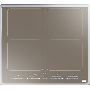 Frames by Franke | FHFS 584 2FLEXI ST | Inox / Verre Champagne | Tables de cuisson