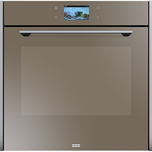 Frames by Franke | Multifunctionele touch-oven FS 913 M | RVS / Champagne glas | Ovens