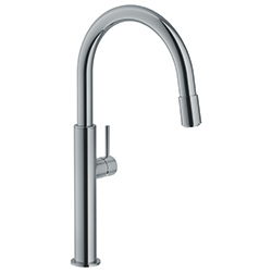Pescara | Swivel Spout Up & Down | RVS-look | Kranen
