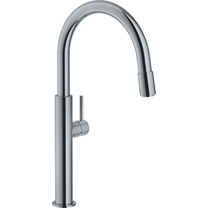 Pescara | Swivel Spout Up & Down | Stainless Steel Optic | Kranen