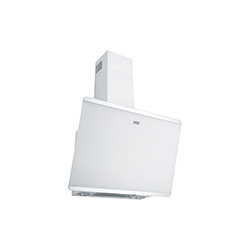 Evo Plus | FPJ 625 V WH/SS | Stainless Steel-Glass White | Hoods