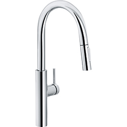 Pescara | Bec extractible - Pull Down | Chrome | Mitigeurs
