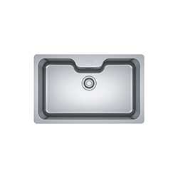 Bell | BCX 110-75 | Stainless Steel | Sinks