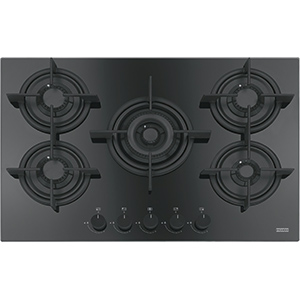 Crystal | FHCR 755 4G TC HE BK C | Glass | Cooktops