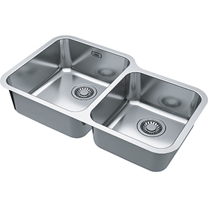Bell | BCX 120-45-35 | Stainless Steel | Sinks