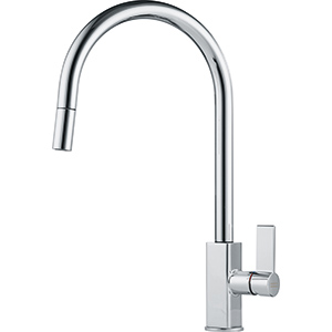 Maris J Pull-Out | Pull Down Nozzle | Chrom | Baterie