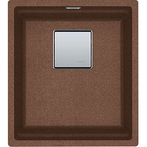 Kubus 2 | KNG 110 37 | Fragranite Copper Gold | Sinks