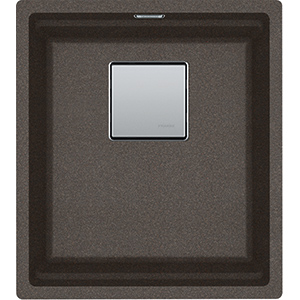 Kubus 2 | KNG 110 37 | Fragranite Copper Grey | Sinks
