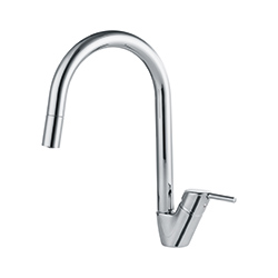 Antea | Pull Down Nozzle | Chrome | Taps