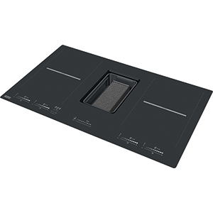 Mythos | 2gether FMY 839 | Glass black | Cooking Hobs