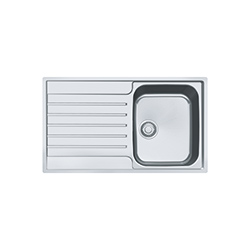Argos | AGX 611-86 | Stainless Steel | Sinks
