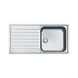 Argos | AGX 611-100 | Stainless Steel | Sinks
