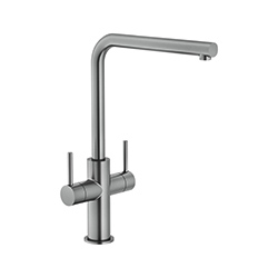 Neptune | Swivel Spout | Gun Metal | Taps