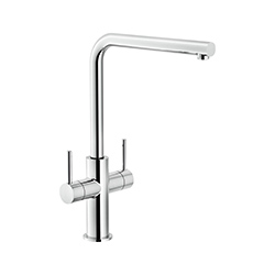 Neptune | Swivel Spout | Chrome | Taps