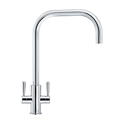 Ascona | Ascona U-Spout | Chrome | Taps