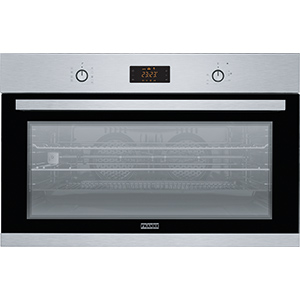 New Glass Linear | GNXO 96 M NT XS | Stainless Steel | Ovens