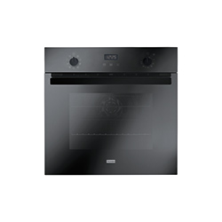 Crystal | CR 86 M BK/F | Glass Black | Ovens